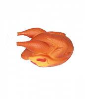 Іграшка для собак Курка гриль, 18 см