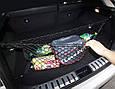 Универсальная СЕТКА / КАРМАН в багажник автомобиля с крючками ( 90 х 40 см ), фото 4