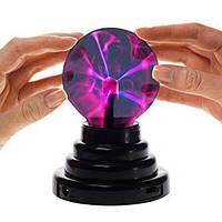 Плазменный шар светильник RIAS Magic Flash Ball 5 дюймов (4_00006)