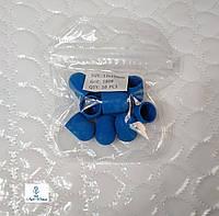 Насадка наждачная колпачок для фрезера маникюр педикюр 10шт песочных колпачков 13*19мм 180грит, фото 1