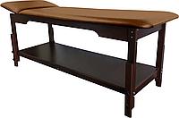 Массажный стол для салона красоты PR_010 Карамельный
