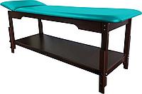 Массажный стол для салона красоты PR_010 Бирюзовый