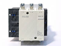 Контактор SNC2-150 150А 3Р 220В/АС3 Solard