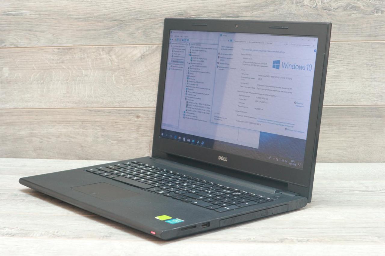 """Б/У Ноутбук Dell Inspiron 15 3542 15,6""""/i3-4005U/8GB/500 GB/GeForce 820M"""