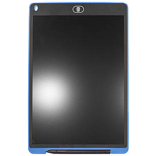 Графический планшет Lesko LCD Writing Tablet 12 Blue (2681-9115)