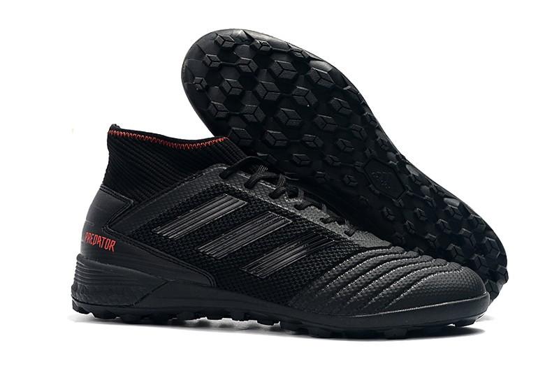 Сороконожки adidas Predator Tango 19.3 TF black/red