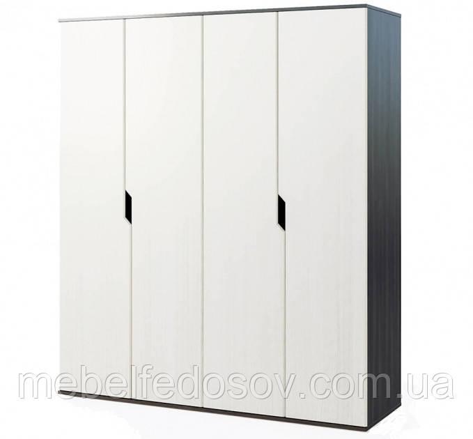 Шкаф 4Д Мария (Світ меблів)