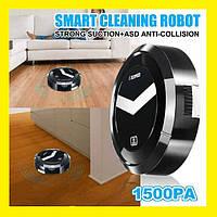 Робот пылесос Ximei Smart Robot 500W Black (4_00051)