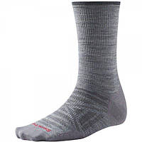 Носки мужские Smartwool - PhD Outdoor Ultra Light Crew Light Gray, р.L (SW 01063.039-L)