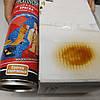 Аэрозоль-краска Светло-коричневый для замши, велюра и нубука Платинум