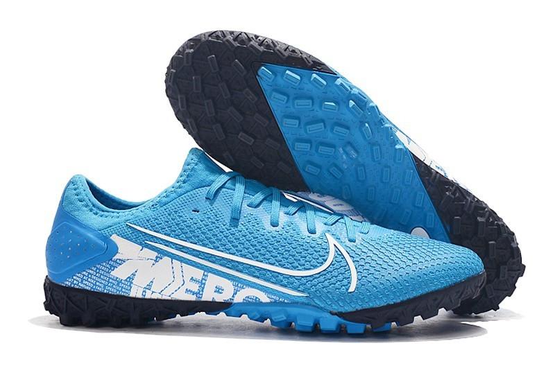 Сороконожки Nike Mercurial Vapor XIII Pro TF blue