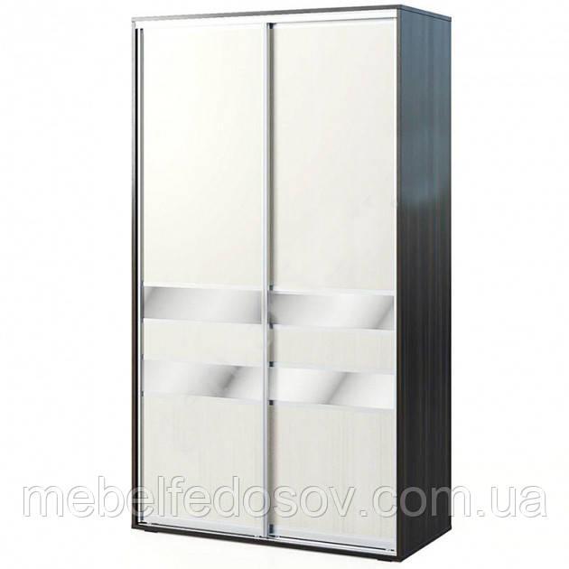 Шкаф купе 1,5 Мария (Світ меблів)