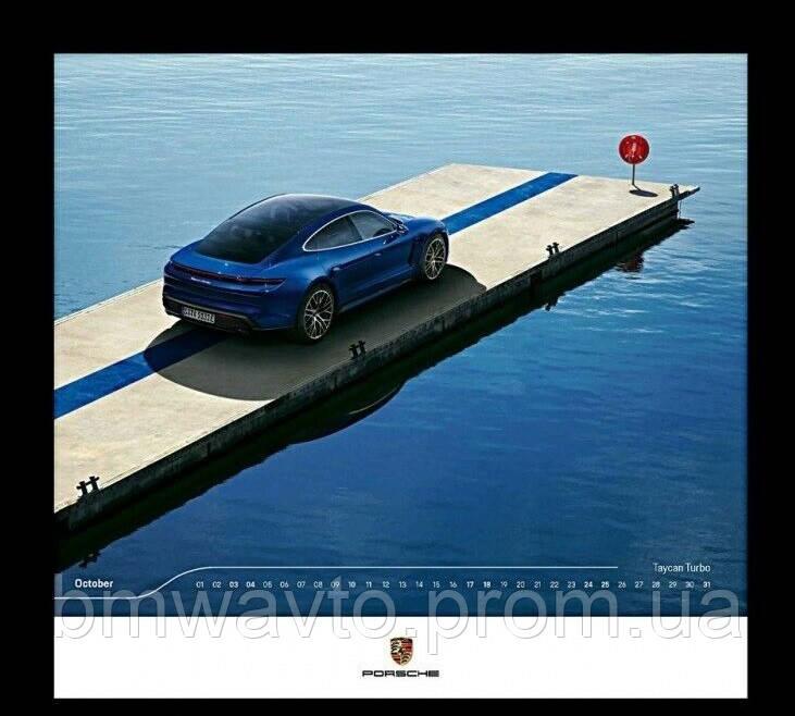 Календарь Porsche Calendar 2020 - Spectrum