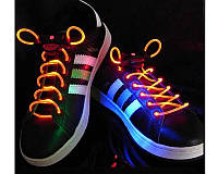 Светящиеся шнурки, светодиодные мигающие шнурки Platube - Стильный аксессуар для молодежи!