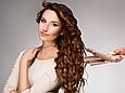 Тройная плойка для завивки волос в локоны Geemy_ 1988🔝, фото 6