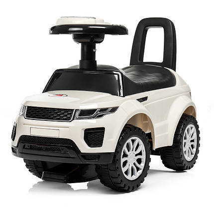 Толокар Range Rover (Bambi - HZ613W-1) Белый, фото 2