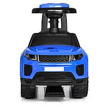 Толокар Range Rover (Bambi - HZ613W-4) Синий, фото 2