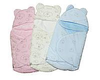 Одеяло - конверт, для мальчика для девочки. Babyline 9514 конверт, фото 1