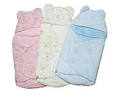 Одеяло - конверт, для мальчика для девочки. Babyline 9514 конверт