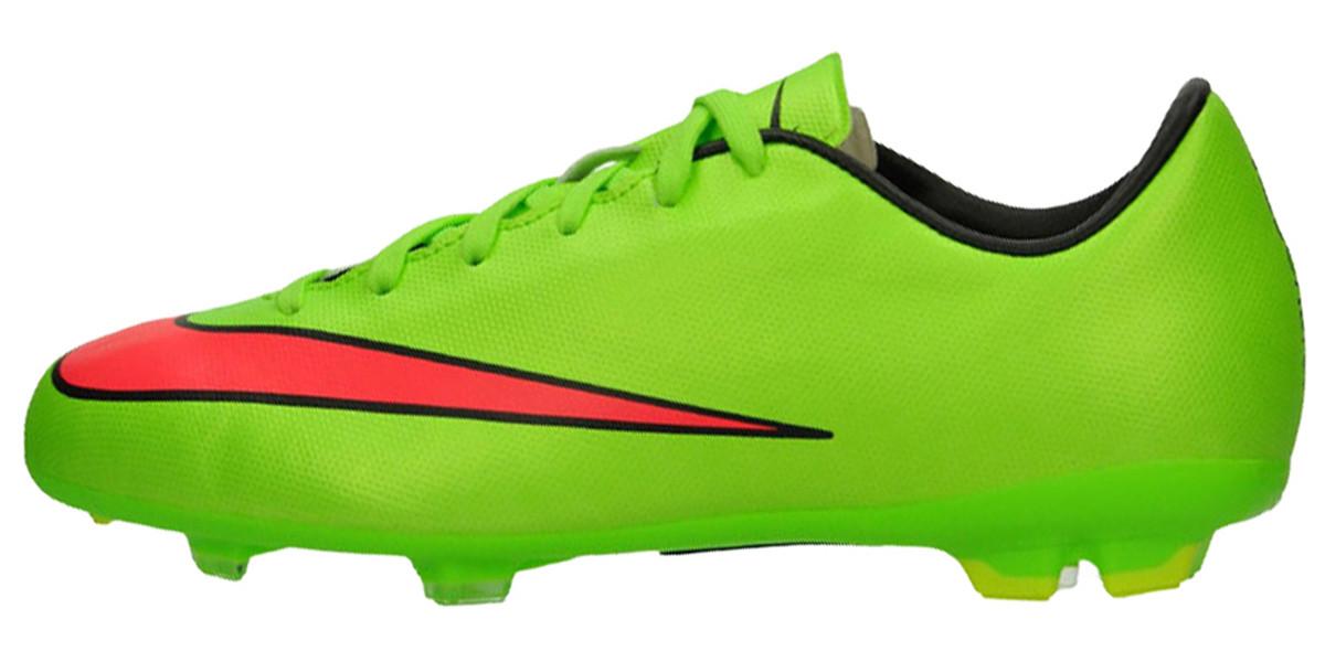 8ed189b8219a Детские футбольные бутсы Nike Mercurial Victory V FG JR 651634-360 -  Магазин спортивной одежды