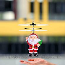Летающий светящийся Санта Flying Santa