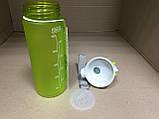 Бутылка спортивная для воды с поилкой Zan.N 500 мл., фото 4