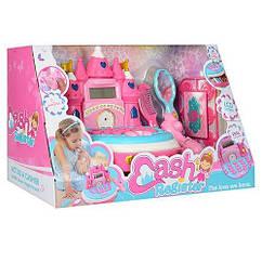 Детский игрушечный кассовый аппарат с аксессуарами (35572)