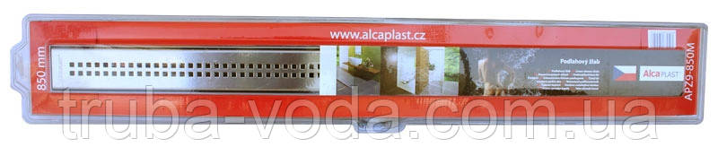 Трап-желоб для душа AlcaPlast APZ9-750 мм