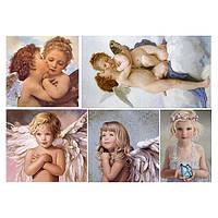 Бумага для декупажа 21х30 см Ангелы