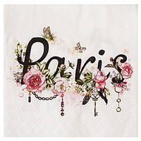 Салфетка Paris (надпись) 2-7699