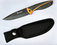 Нож с фиксированным клинком Gerber АК-7 с чехлом 24см (2_007468)