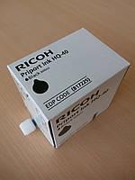 Краска черная Ricoh HQ40 оригинальная (11061)