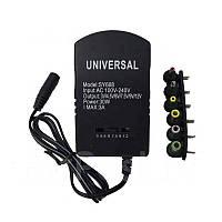 Универсальное зарядное автомобильное устройство для ноутбука RIAS SY-668 30W 12V 6в1 (2_007961)