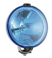 Фара дальнего света Wesem HOS2.38810 голубые с габаритным огнем в световоде