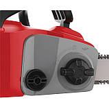 Мощная аккумуляторная цепная пила Snapper CS58V 58V, 2кВт, комплект с ЗУ и АКБ  2,6 Ач, фото 5