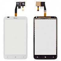 Touchscreen (сенсорный экран) для HTC C110e Radar, оригинал (белый)