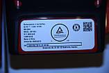 Мощная аккумуляторная цепная пила Snapper CS58V 58V, 2кВт, комплект с ЗУ и АКБ  2,6 Ач, фото 10