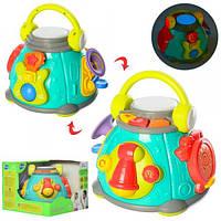 Развивающая музыкальная игрушка Музыкальный центр Hola 3119 (2_007416)