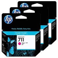 Картридж струйный HP CZ135A (№711) Magenta
