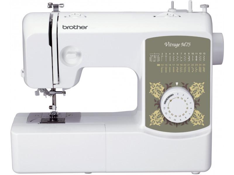 Швейная машинка Brother Vitrage M75