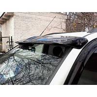 Дефлектор лобового стекла для Mitsubishi Pajero Sport с 2008- (козырек) Lasscar 1LS 030 920-181
