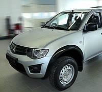 Расширители колесных арок (8,5 cм) для Mitsubishi L200 с 2008-