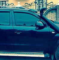 Дефлектор лобового стекла для Volkswagen Amarok с 2009- (козырек) Lasscar 1LS 030 920-142