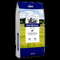 Bosch Dog Premium (Бош Дог Премиум), новая упаковка, корм для собак, 20 кг