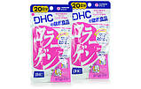 Коллаген рыбный + Витамин B1+ Витамин B2. Курс - 40 дн- 240 табл ( DHC, Япония) , фото 2
