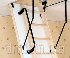 Поручень металевий СТАНДАРТ (660мм) для сходів OMAN