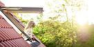 Мансардное окно GPL 3073 М06 78х118 см, фото 3