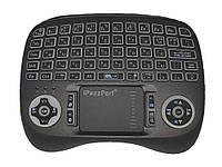Беспроводная клавиатура мини для ноутбука, Смарт ТВ, Android, H96 Max 2,4 ГГц