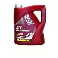 Трансмиссионное масло MANNOL ATF Multivehicle 4л