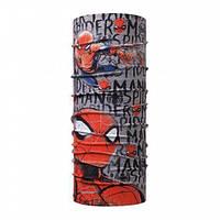 Шарф многофункциональный Buff - Superheroes Kids Original, Spiderman Skate Park (BU 118285.555.10.00)